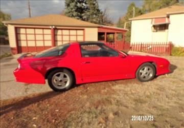 1992 Chevrolet Camaro for sale in Calabasas, CA