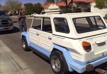 1974 Volkswagen Thing for sale in Calabasas, CA