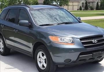 2008 Hyundai Santa Fe for sale in Calabasas, CA