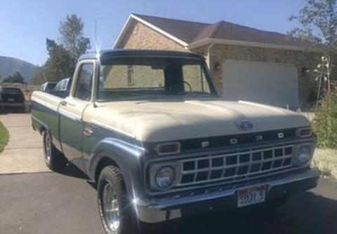 1965 Ford F-100 for sale in Calabasas, CA