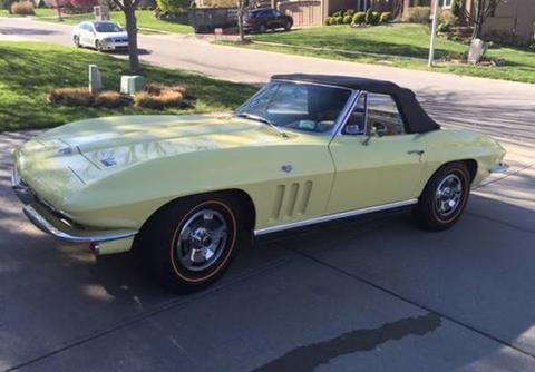 1966 Chevrolet Corvette for sale in Calabasas, CA