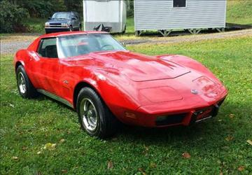 1975 chevrolet corvette for sale. Cars Review. Best American Auto & Cars Review