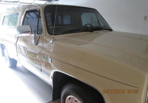 1986 GMC Sierra 1500HD Classic for sale in Calabasas, CA