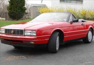 1991 Cadillac Allante for sale in Calabasas, CA