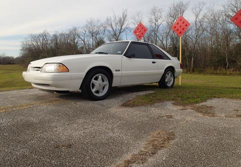 1993 Ford Mustang For Sale  Carsforsalecom