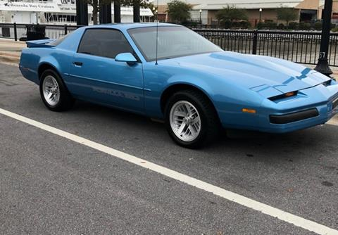 1988 Pontiac Firebird for sale in Calabasas, CA