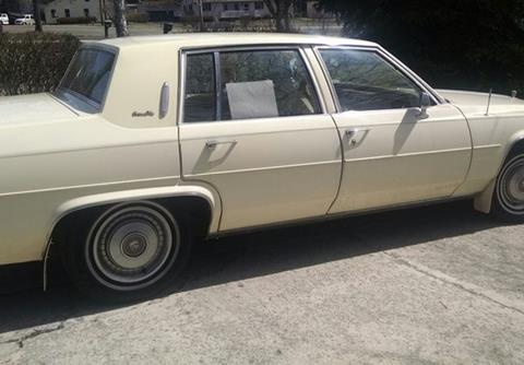 1984 Cadillac Deville For Sale In Caribou Me Carsforsale Com