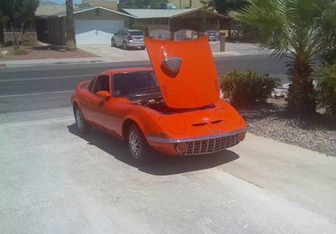1971 Opel GT for sale in Calabasas, CA