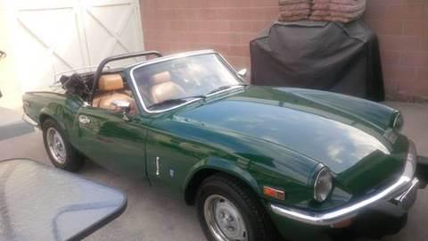 1976 Triumph Bonneville for sale in Calabasas, CA