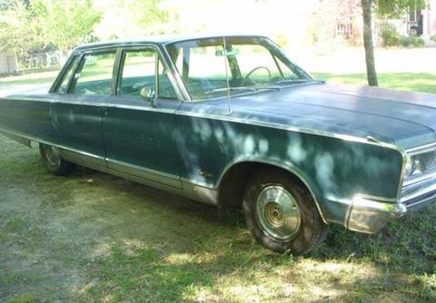 1966 Chrysler New Yorker for sale in Calabasas, CA