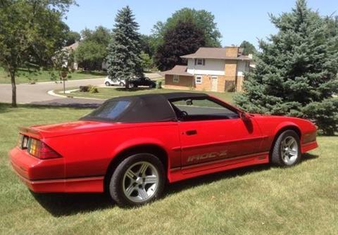 1990 chevrolet camaro for sale. Black Bedroom Furniture Sets. Home Design Ideas