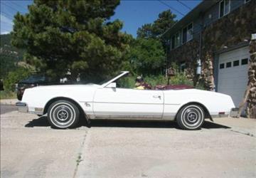 1984 Buick Riviera For Sale  Carsforsalecom