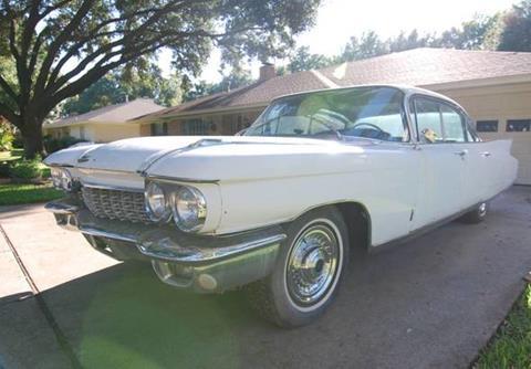 1960 Cadillac Fleetwood For Sale - Carsforsale.com®