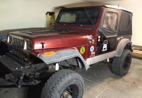 1987 Jeep Wrangler for sale in Calabasas, CA