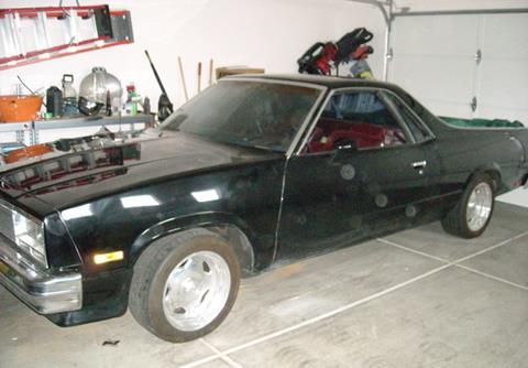 1985 Chevrolet El Camino for sale in Calabasas, CA