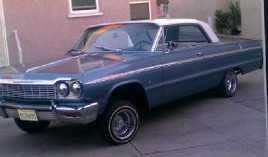 1964 Chevrolet Impala For Sale In California Carsforsale Com