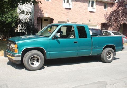 1994 Chevrolet Silverado 1500 SS Classic for sale in Calabasas, CA