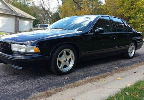 1994 Chevrolet Impala for sale in Calabasas, CA
