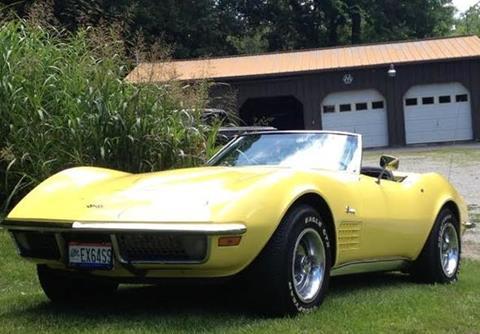 1970 Corvette For Sale >> 1970 Chevrolet Corvette For Sale In Calabasas Ca