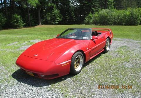 1987 Chevrolet Corvette for sale in Calabasas, CA