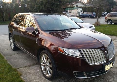 2010 Lincoln MKT for sale in Calabasas, CA