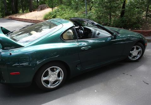 1997 Toyota Supra for sale in Calabasas, CA