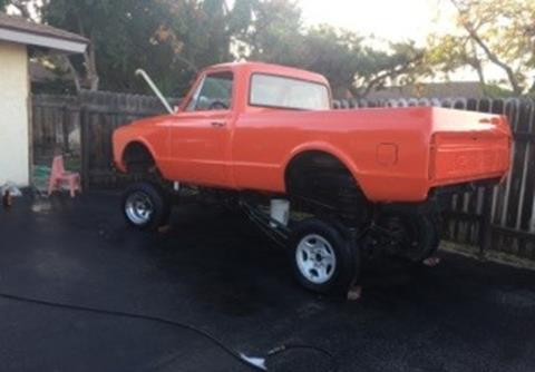 1968 GMC C/K 1500 Series for sale in Calabasas, CA