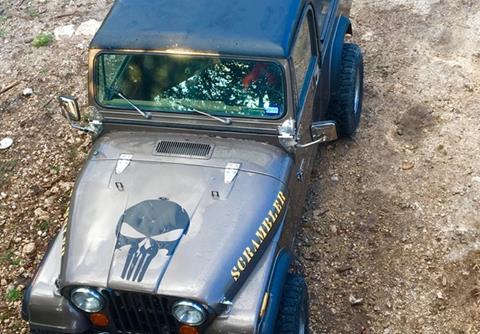 1983 Jeep Scrambler for sale in Calabasas, CA