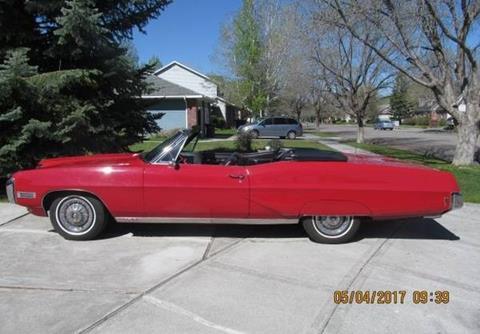 1968 Pontiac Bonneville for sale in Calabasas, CA