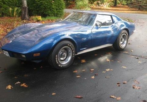1973 Chevrolet Corvette for sale in Calabasas, CA