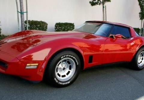 1981 Chevrolet Corvette for sale in Calabasas, CA