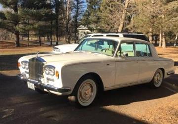 1967 Rolls-Royce Silver Shadow for sale in Calabasas, CA