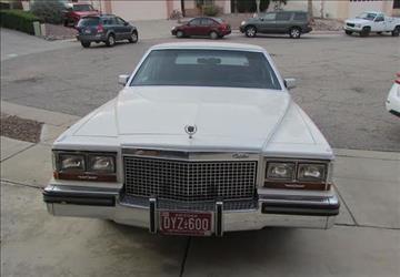 1987 Cadillac Brougham for sale in Calabasas, CA