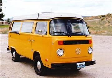 1976 Volkswagen Vanagon for sale in Calabasas, CA