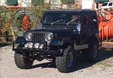 1977 Jeep CJ-5 for sale in Calabasas, CA