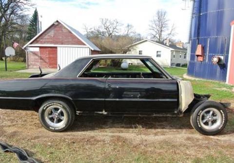 Used 1965 Pontiac Gto For Sale In California Carsforsalecom