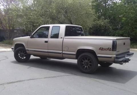 1993 GMC Sierra 2500 for sale in Calabasas, CA