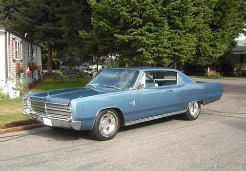 1967 Plymouth Sport Fury for sale in Calabasas, CA