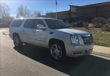 2011 Cadillac Escalade ESV for sale in Calabasas, CA