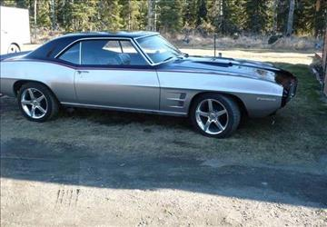 1969 Pontiac Firebird For Sale Carsforsale Com