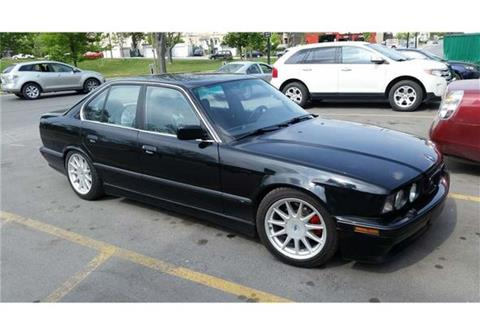 Used 1994 Bmw 5 Series For Sale Carsforsalecom