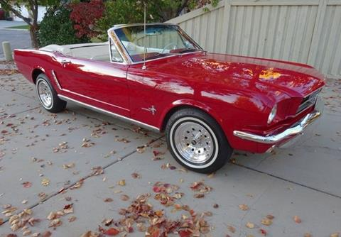 1965 Ford Mustang for sale in Calabasas, CA