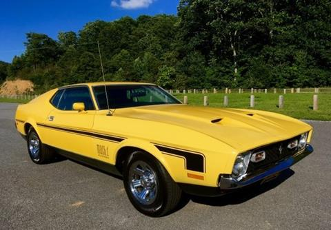 1972 Ford Mustang for sale in Calabasas, CA