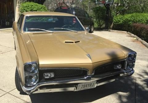 1967 Pontiac GTO for sale in Calabasas, CA