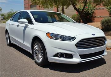 2014 Ford Fusion for sale in Calabasas, CA