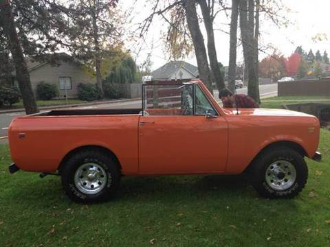 1975 International Scout II for sale in Calabasas, CA