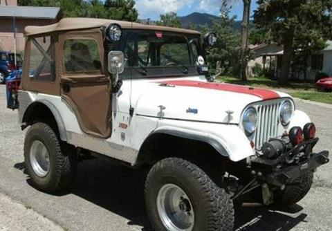 1967 Jeep CJ-5 for sale in Calabasas, CA
