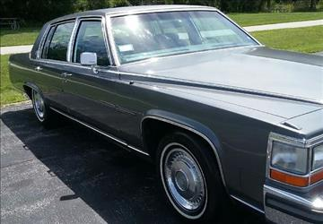 1988 Cadillac Brougham for sale in Calabasas, CA