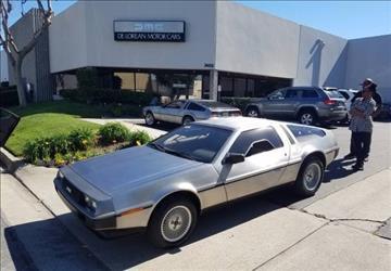 1981 DeLorean DMC-12 for sale in Calabasas, CA