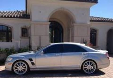 2007 Mercedes-Benz S-Class for sale in Calabasas, CA